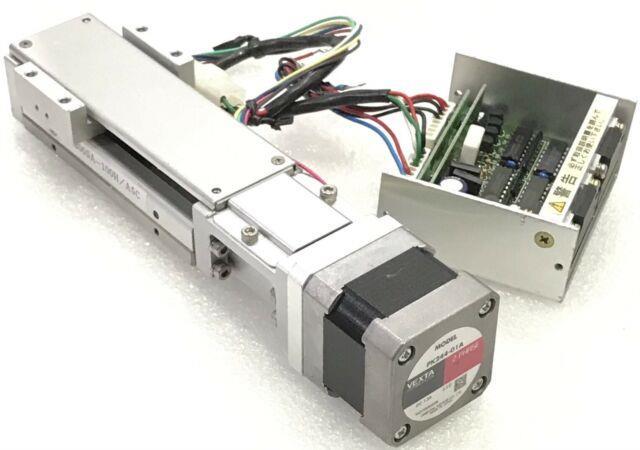 Nb Bg2005a-100h/a5c Linear Actuator With Vexta Pk244-01a Stp6b Step Motor Driver