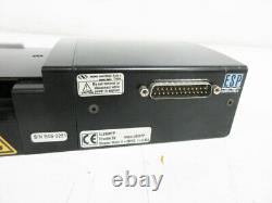 NEWPORT ILS50PP ILS MOTORIZED LINEAR STAGE 50mm 1/4-20 50 mm FOR SMC100PP