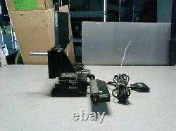 NEWPORT LTA-HS 50 mm Motorized Actuator X2 with 420 Linear Positioner Stage X2