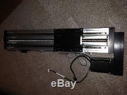 NEW 19 CBM Linear Servo Motor Precision Ballscrew Actuator Quantum QR12 Encoder