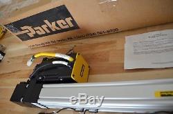 NEW Parker ET050 x300mm Linear Ballscrew Actuator with BE342HJ Nema34 Servo Motor