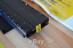 NEW! Parker MX80L Linear Servo Motor Actuator Stage 200mm Travel, 0.01um Encoder