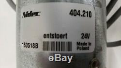 NEW! SKF TLG10-BXXX0-045 24 VDC MOTORIZED LINEAR SCREW ACTUATOR 36 914mm STROKE