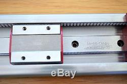 NEW Schneeberger MiniModule MLM15 x 770mm Linear Actuator Stage with Motor Mount