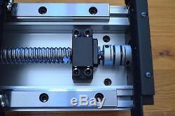 NEW THK GL20S05-200L Linear Ballscrew Actuator Nema23 Motor Mount CNC DIY Z-Axis