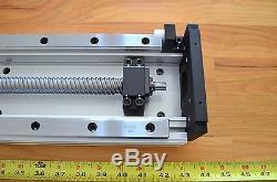 NEW THK GL20S20-800L Linear Ballscrew Actuator Nema23 Motor Mount CNC Router DIY