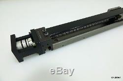 NSK Used MCM05035H10-303A LM GUIDE BEARING 100W AC SERVO MOTOR MOUNT 395mm strok
