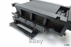 NSK X Axis Precision Cross Roller Linear Actuator with NEMA23 motor mount ground