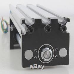 New Ball Screw Linear CNC Slide Stroke 200mm Long Stage Actuator Stepper Motor