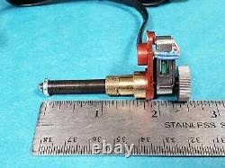New Focus 8302 Picomotor Piezo Linear Actuator 1 Motorized Micrometer #2