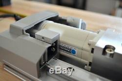 New SMC LG1H Electric Linear Ballscrew Actuator Panasonic Servo Motor Driver THK