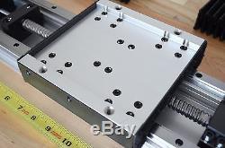 New THK GL15S05-200L Linear Ballscrew Actuator Nema23 Motor Mount CNC DIY Z-Axis