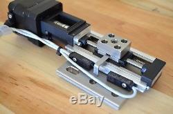 New THK KR1501A Linear Actuator with Lin Engineering Nema17 Stepper Motor KR15 CNC