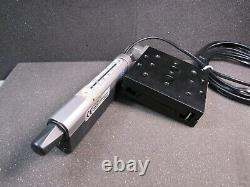 Newport 426 Linear Stage, Crossed-Roller With LTA-HS Motorized Actuator