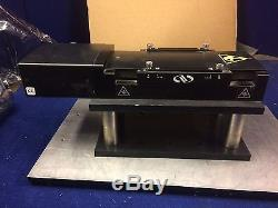Newport ILS50CC ILS Linear Stage, 50 mm Travel, DC Motor with 290-TP 290-BP