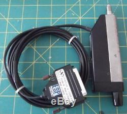 Newport LTA-HS Motorized Linear Actuator, 50mm, ESP compatible