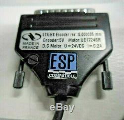 Newport LTA-HS Motorized Micro Control Linear Actuator + Encoder -ESP Compatible