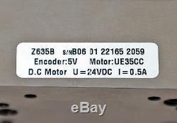 Newport Motorized Linear Stage Z635B free ship