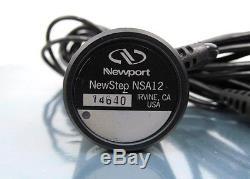 Newport NewStep NSA12 Miniature Motorized Linear Actuator 11mm Travel Micro Step