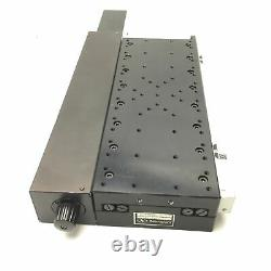 Newport TS300x300DC1 Precision Linear Stage, With Linear Encoder and Motor