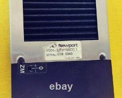 Newport UTM150CC. 1 UE33CC Motor