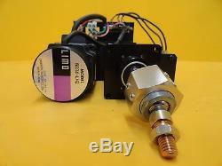 Oriental Motor 5034-LM2 Linear Actuator Servo Motor Assembly Hitachi M-712E Used