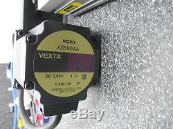 PARKER CALIPER LIFE SCIENCES 802-5847-01 LINEAR ACTUATOR With VEXTA ASM66AA MOTOR