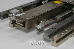 PARKER I-FORCE 210 IRONLESS 21.6/548mm LINEAR MOTOR ACTUATOR STAGE MAGNET TRACK