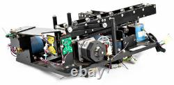 PWS Wafer Handling/Transfer Conveyor Assembly with5x SLO-SYN 5VDC Stepper Motor