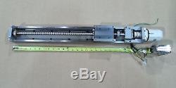 Panasonic MSM022AJA servo motor IKO TU86 ballscrew linear slide bearing actuator