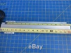 Parker 003-3895-15 Linear Ballscrew w Parker BE161CQ-NPSN Servo-Motor 12 Travel