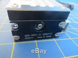 Parker 003-3895-15 Linear Ballscrew w Parker BE161CQ-NPSN Servo-Motor 15 Travel