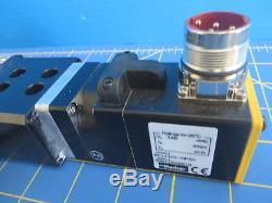 Parker 003-3895-19 Linear Ballscrew w Parker BE161CQ-NPSN Servo-Motor 19 Travel