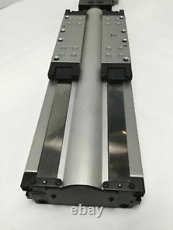 Parker 404100XRMPD2H1L1 Linear Actuator Positioner Stage 100mm Travel withMotor