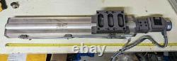 Parker 404XR Linear Actuator Precision Ballscrew 400mm Pacific Scientific Motor