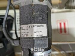 Parker 404XR Linear Actuator Precision Ballscrew 500mm Pacific Scientific Motor