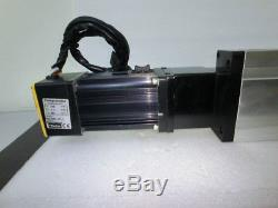 Parker 404XR Linear Guide Actuator+SM232BE-NFLN Server Motor, Used@4883