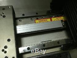 Parker 803-1246A Linear Motor Positioner Stage, 8 Table, Travel 8