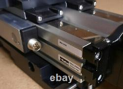 Parker 803-4099E & 803-4099F Linear Actuator Stage Positioner + MDrive17 Motor