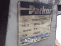 Parker 803-5079E Linear Positioner Slide/Stage with M1054KR-KMSN Motor 4.795KW