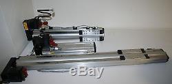 Parker Automation Daedal 802-1579C Linear Actuator Positioner, Motor & Sensors