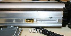 Parker Automation Daedal 802-5137I Linear Actuator X-Y, Bearing Motor Sensors