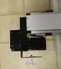Parker Automation Daedal 803-2811F Linear Actuator Positioner, Motor & Sensor