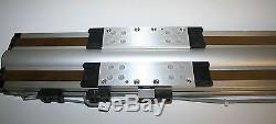 Parker Automation Daedal Division 802-0183D Linear Actuator Positioner with Motor