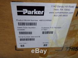 Parker Brushless Servo Motor No342ee-ntqn / Linear Actuator406300xrms
