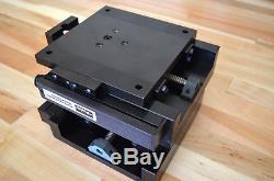 Parker Daedal 106002BTES Linear Actuator XY Stage with Nema23 Motor Mounts CNC DIY