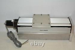 Parker Daedal 500000ET Linear Table 12 Travel 506001 ET LH SX57-83 Motor #H63