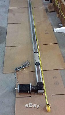 Parker Daedal HLE60RB Linear Actuator 75 Travel PDX15-83-135 Step Motor
