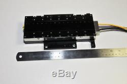 Parker Daedal MX80L-T04 Linear Servo Motor Actuator Stage 150mm travel with base