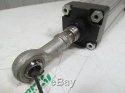 Parker EMX070319 Screw Driven Electric Cylinder with5042-16 1.8 Degree Motor